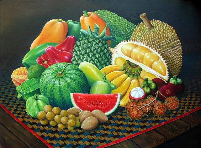 Common Tropical Fruits in the Philippines