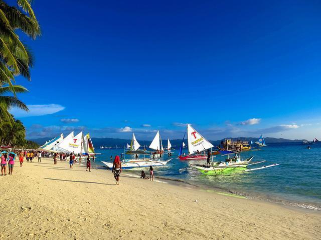 Life's a Beach: Boracay as the Beach Capital of the Philippines