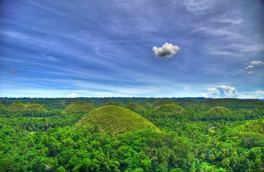 A Sweet Journey to Chocolate Hills