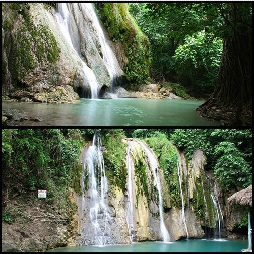 Daranak and Batlag Falls: The Two Well-liked Falls of Tanay