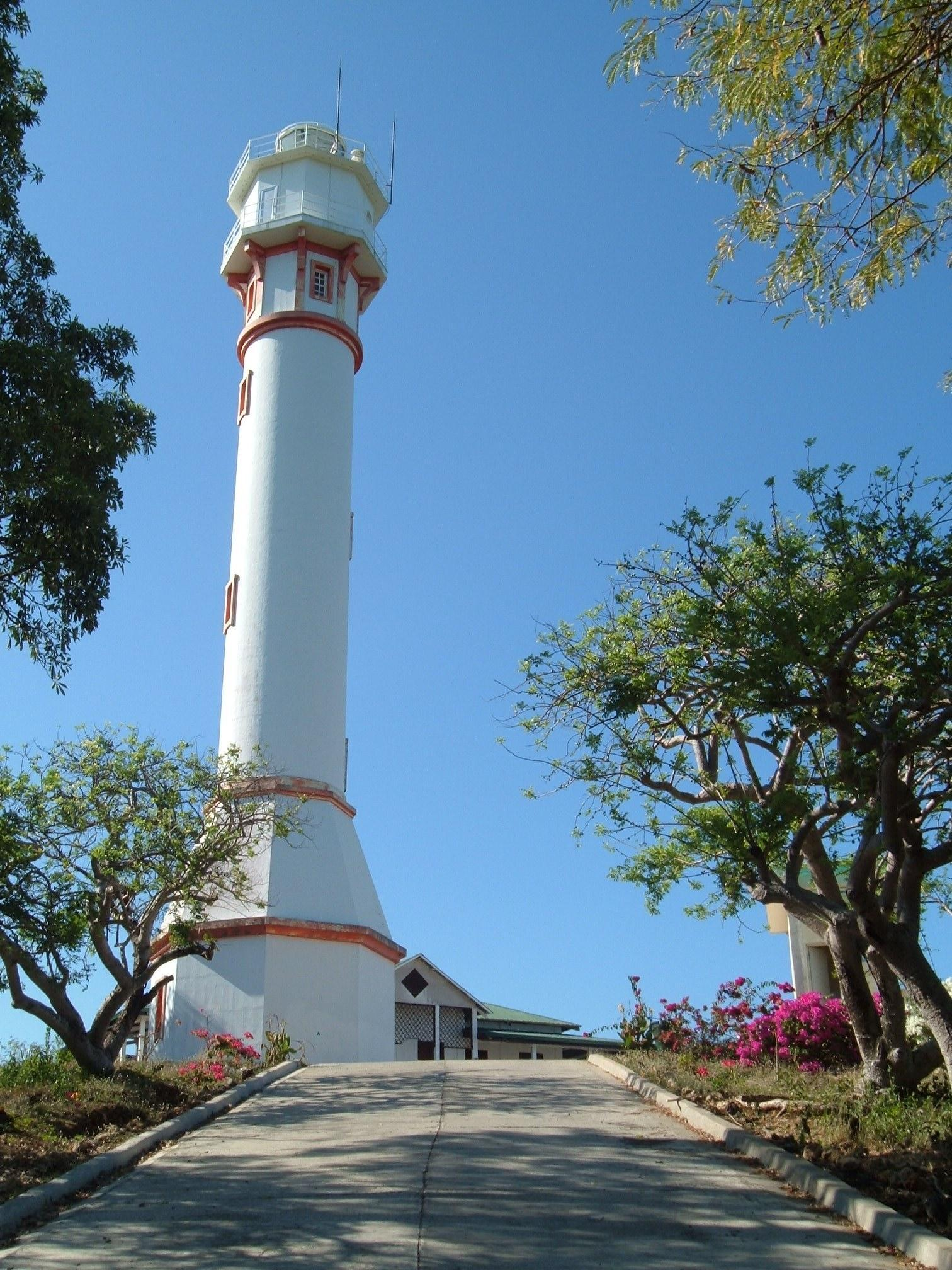 Memories of the Cape Lighthouse of Bolinao