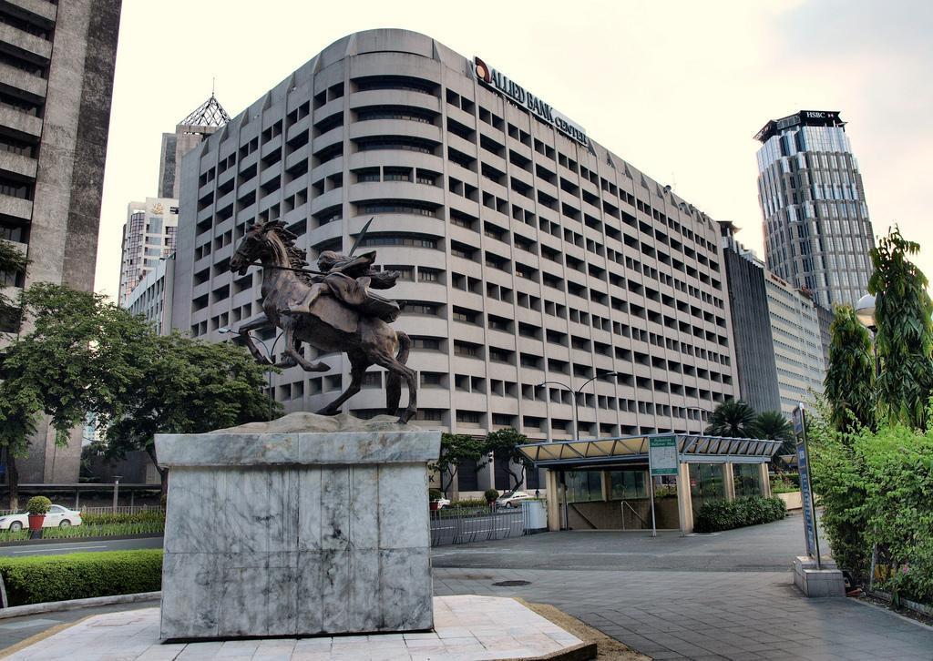 The Gabriela Silang Monument in Makati