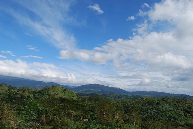 Journey to Sierra Madre Mountain Range