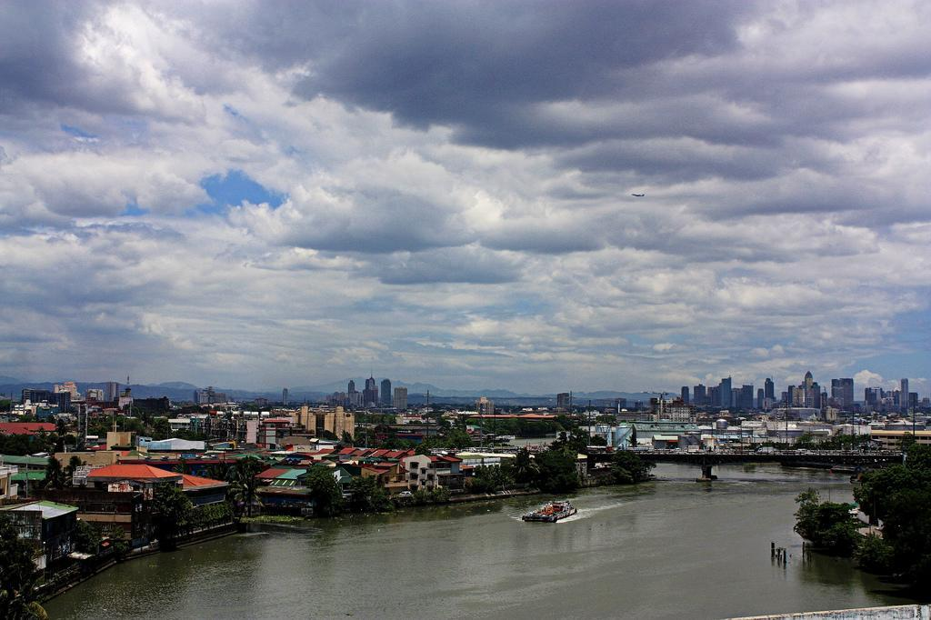 the pasig river The pasig river ferry was launched in 2014 by metro manila development authority the mmda proposed its revival as an alternate mode of public transport for commuters affected by traffic across.