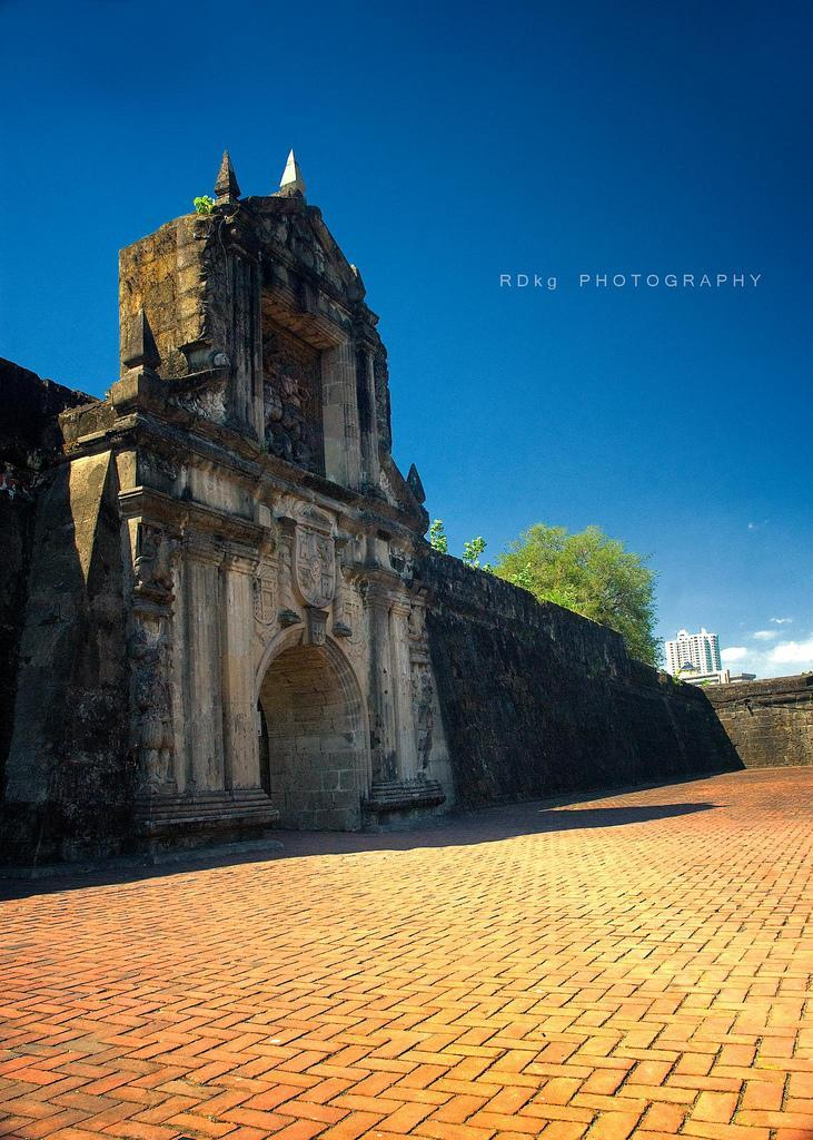 Fort Santiago – A Peek to its Past