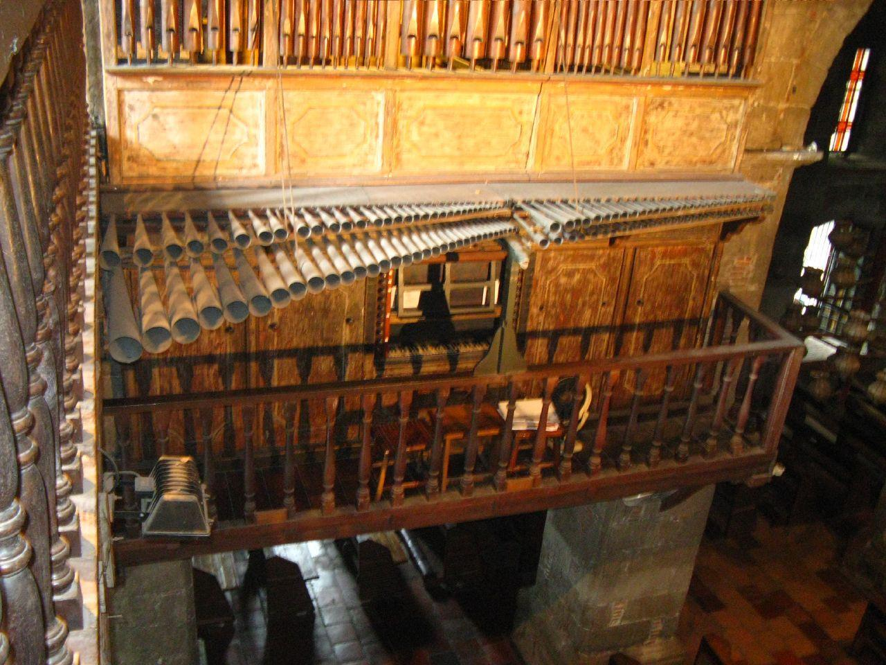 The Notable Bamboo Organ