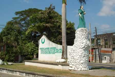 Escoda Monument – A Tribute to an Outstanding Feminist