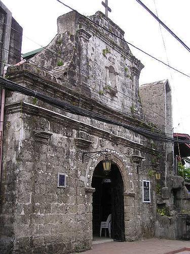 Vicinity of Jesus Dela Peña Chapel