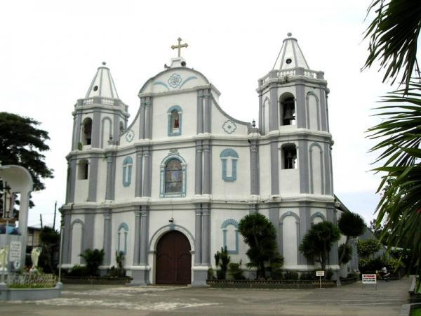 The Miraculous Shrine of Our Lady of Namacpacan