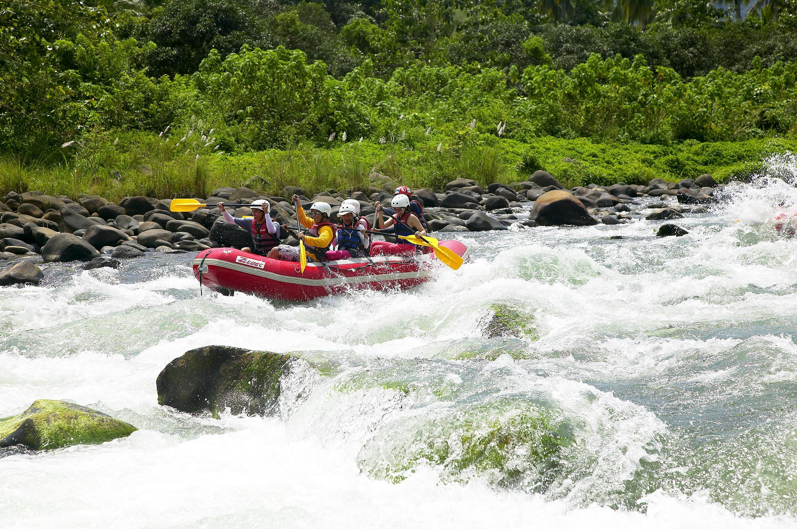 Whitewater Rafting in Cagayan de Oro: Nature at Its Wildest!