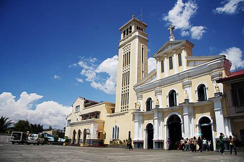 Shrine of the Nuestra Sra de Manaoag