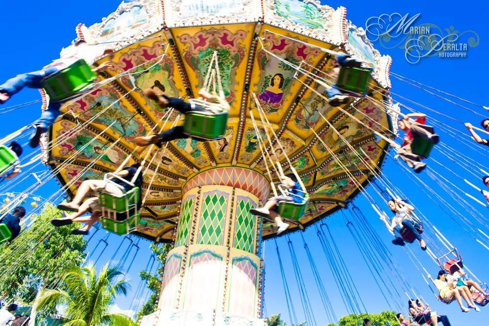 Experience a Prism of Fun at Enchanted Kingdom