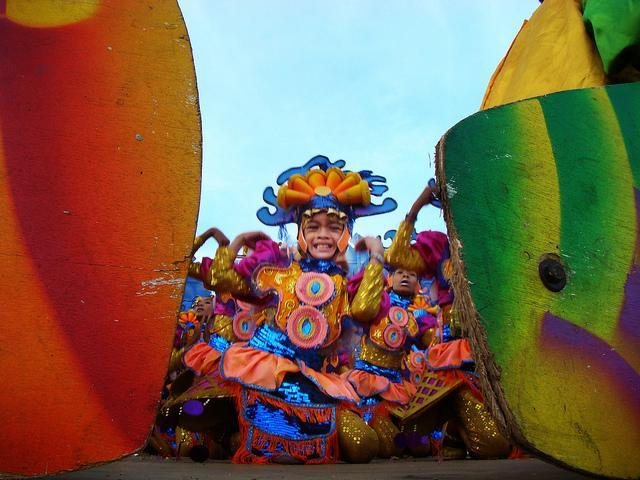 Pintados-Kasadyaan Festival: Flooding the Streets with an Avalanche of Colors