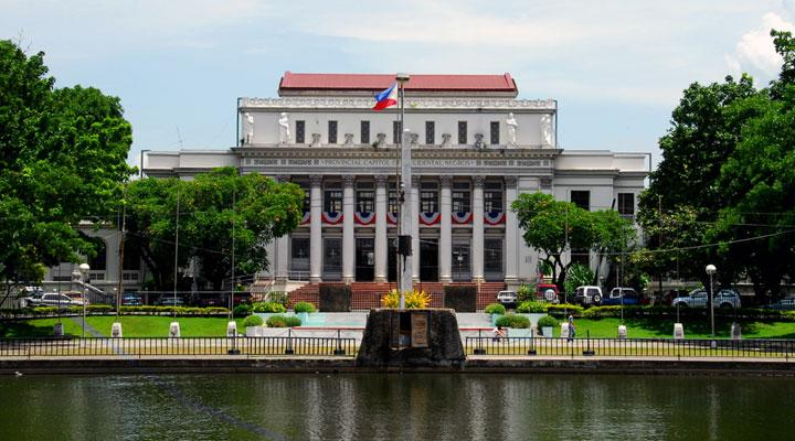 Negros Occidental Provincial Capitol Park