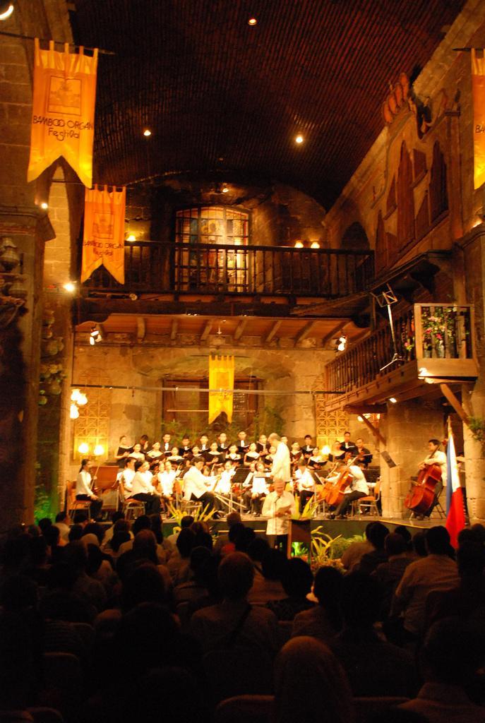 The International Bamboo Organ Festival