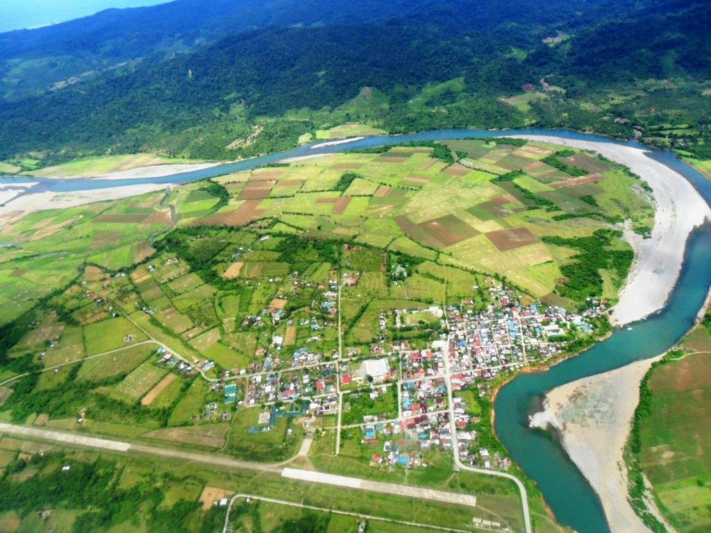 The Town Of Palanan