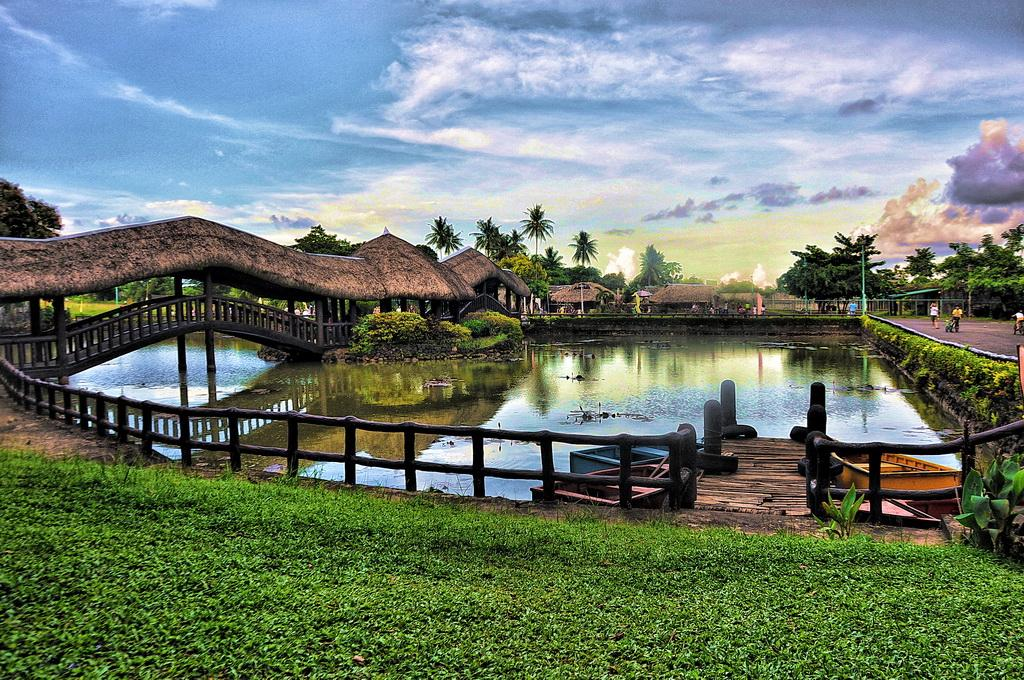 Albay Park And Wildlife Must Visit Attraction