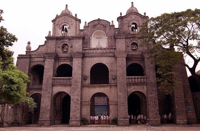 The Splendor Churches of San Juan City