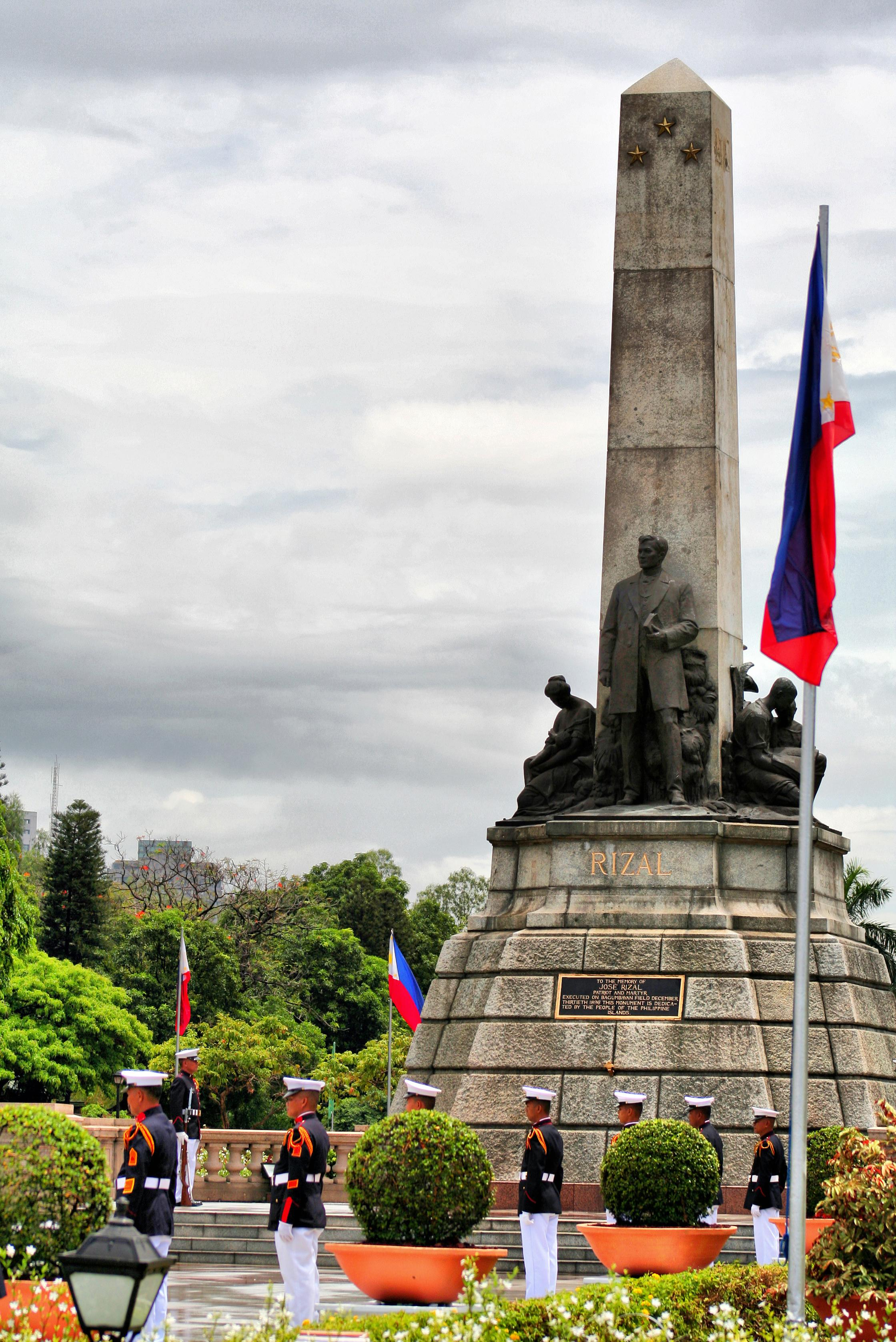 Rizal Monument: Honoring the National Hero of the Philippines
