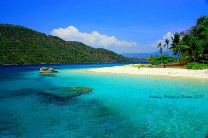 Island Hopping at Bulalacao