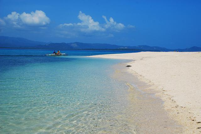 Islets in Marinduque
