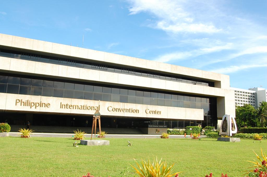 Philippine international convention center picc - Bank of the philippine islands head office ...