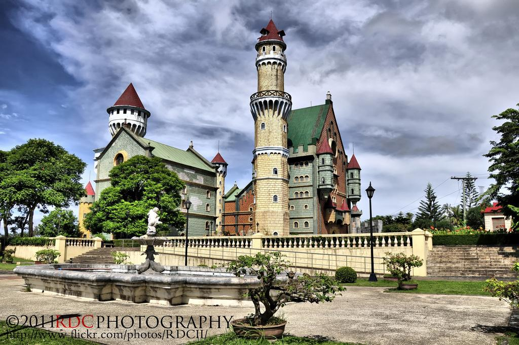 got to believe in magic at fantasy world castle in lemery