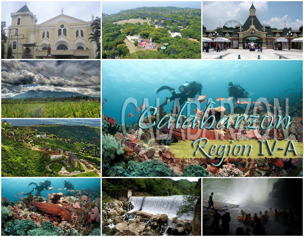 Vigattin Tourism Region IV-A (CALABARZON)