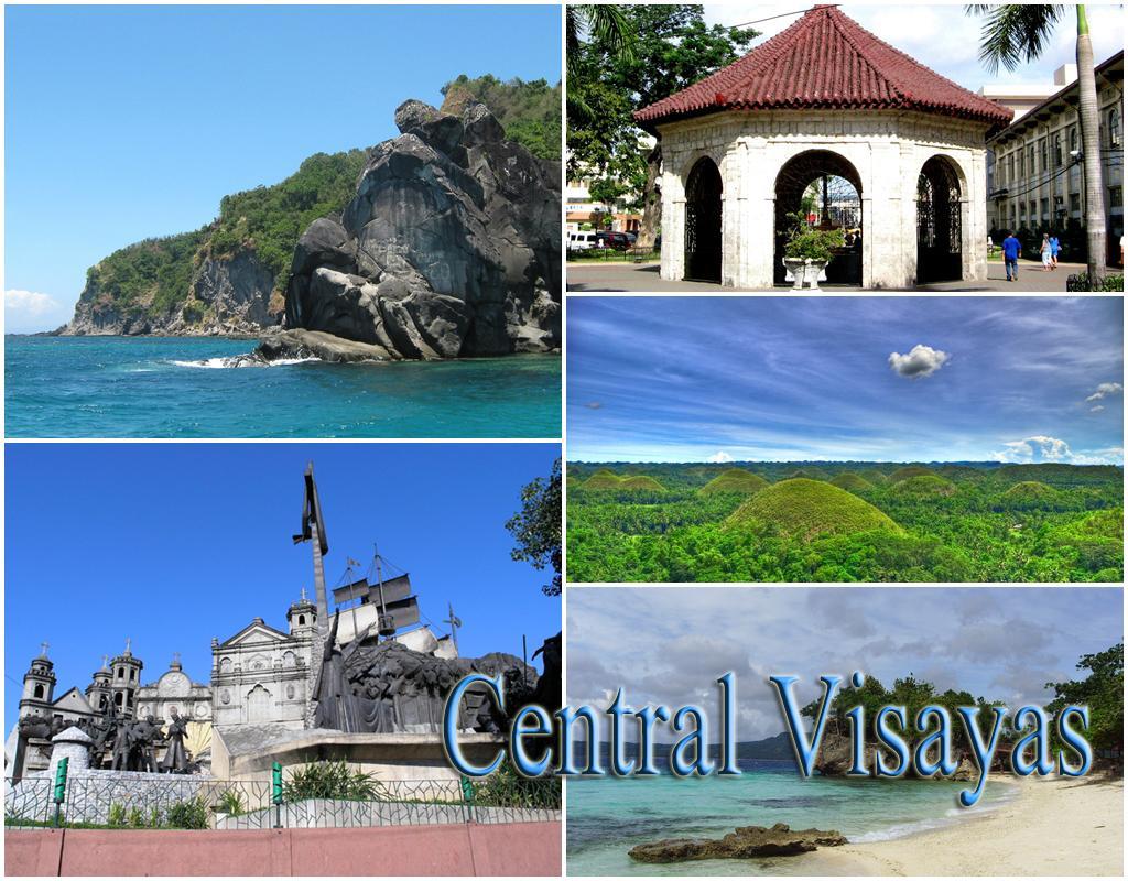 Vigattin Tourism Region Vii Central Visayas