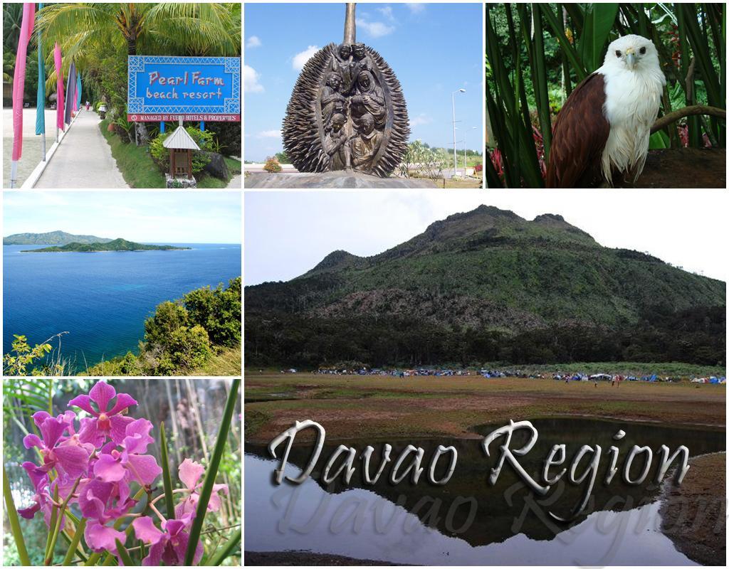 6 populære turistattraksjonene i Davao