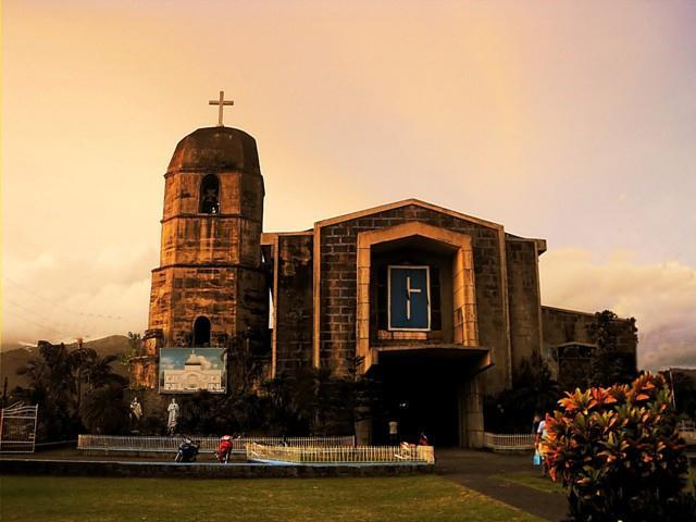 The Virac Cathedral