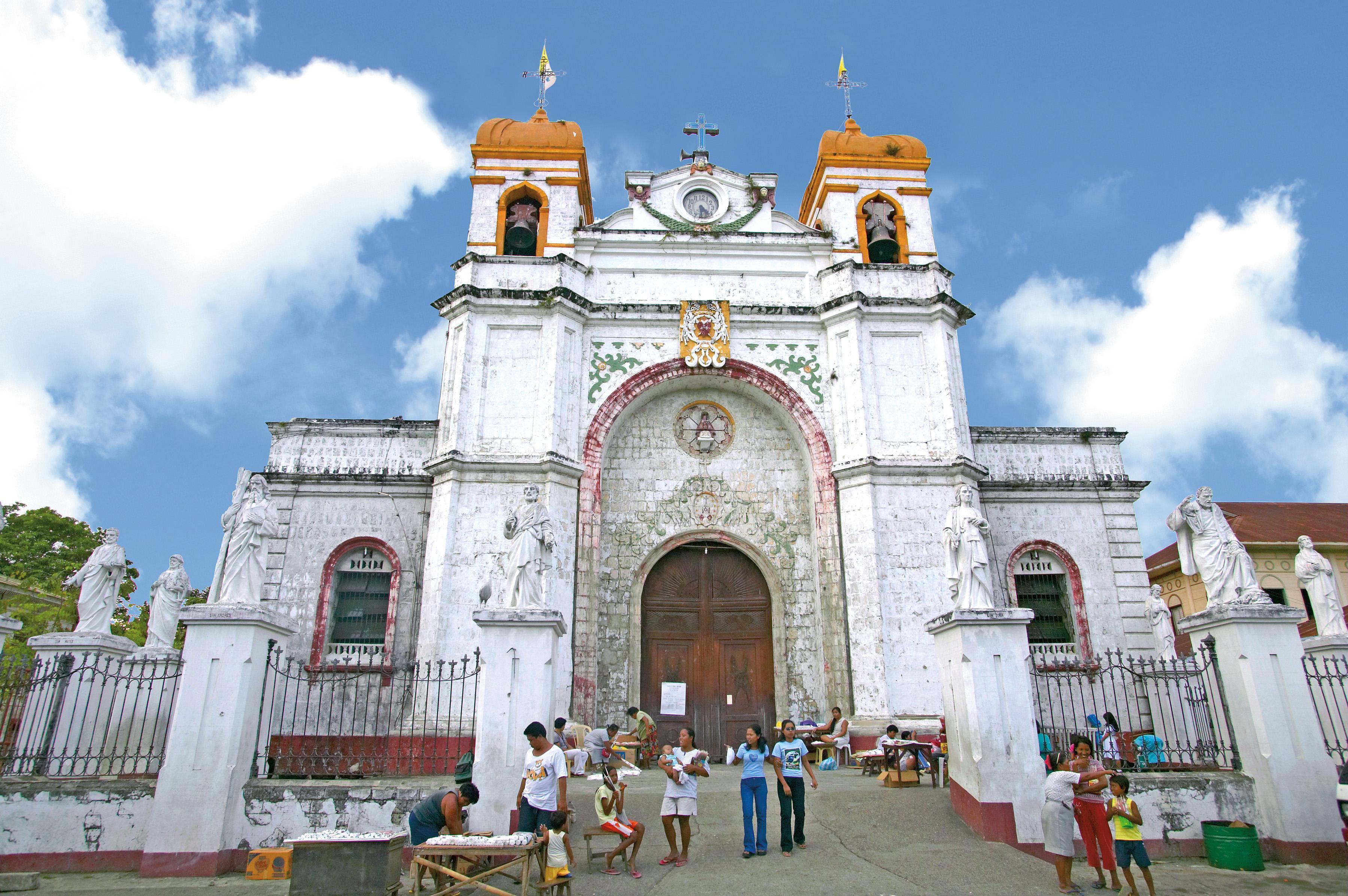 St. Catherine of Alexandria Church of Carcar, Cebu