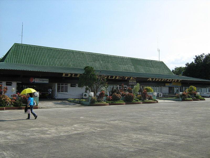Sibulan Airport in Dumaguete