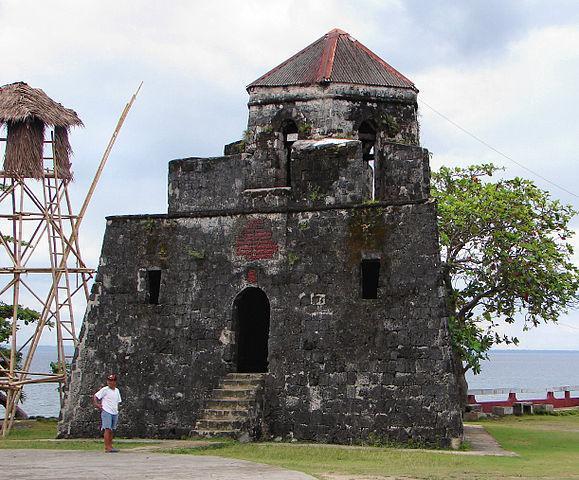 Maribojoc and the Punta Cruz Watchtower
