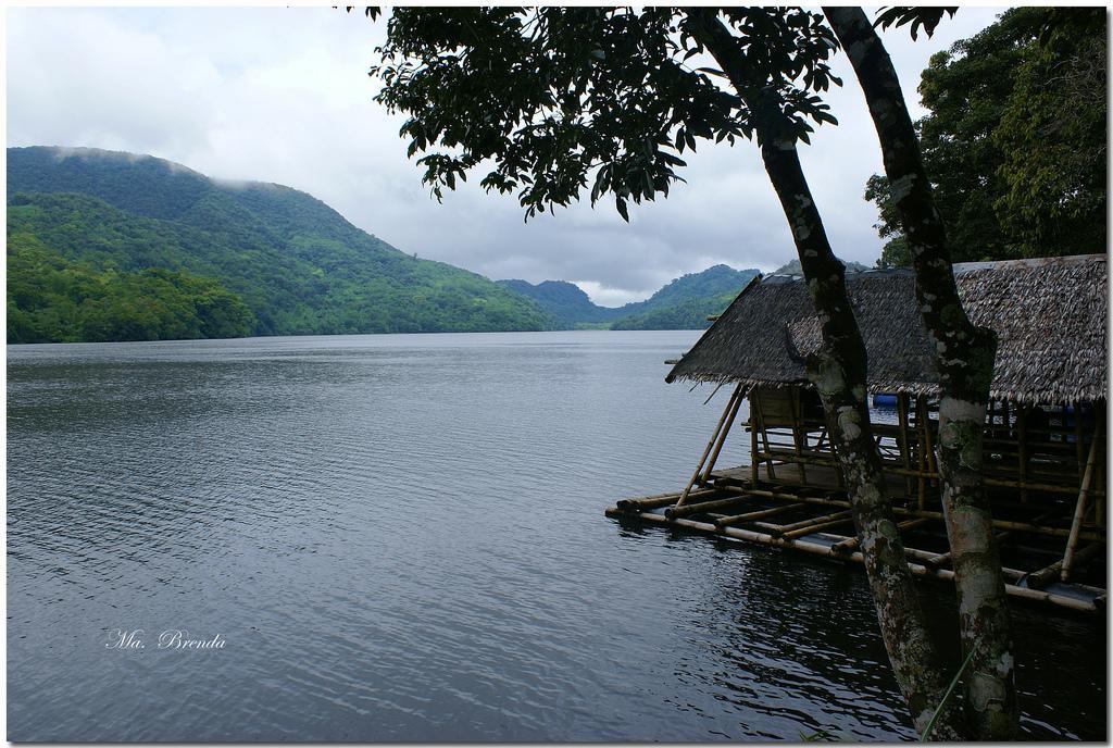 Lake Danao: A Guitar-shaped Lake of Leyte