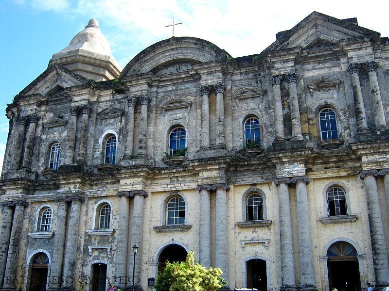 Basilica of San Martin de Torres (Taal Basilica)