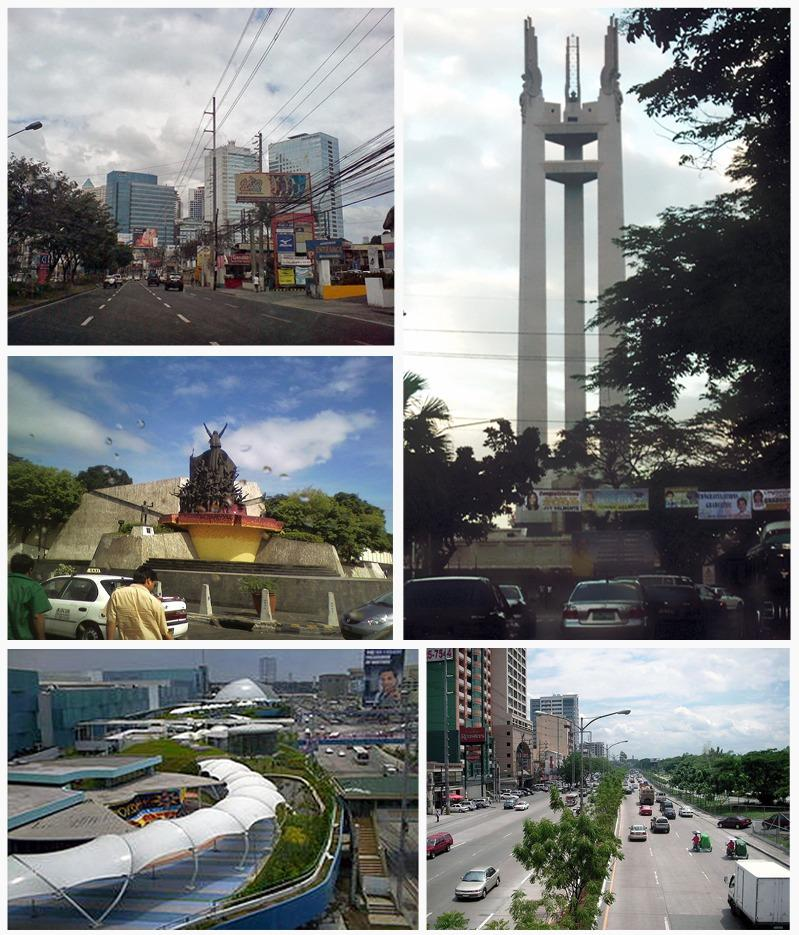 quezon city Quezon city (also known to filipinos by its initials as qc) is the most populous city in the philippines it is one of the cities that make up metro manila, the national capital region of the philippines.