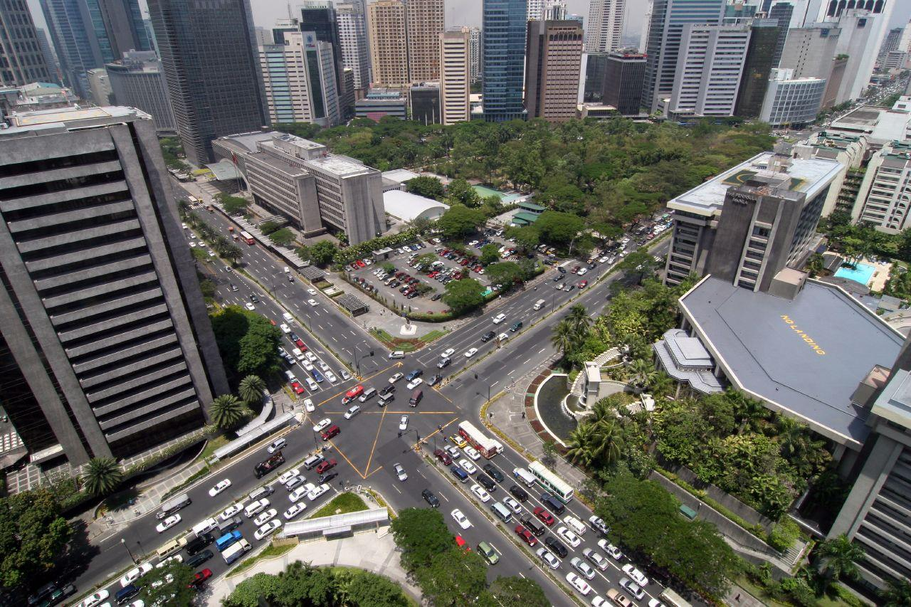 Ayala Avenue: Wall Street of the Philippines