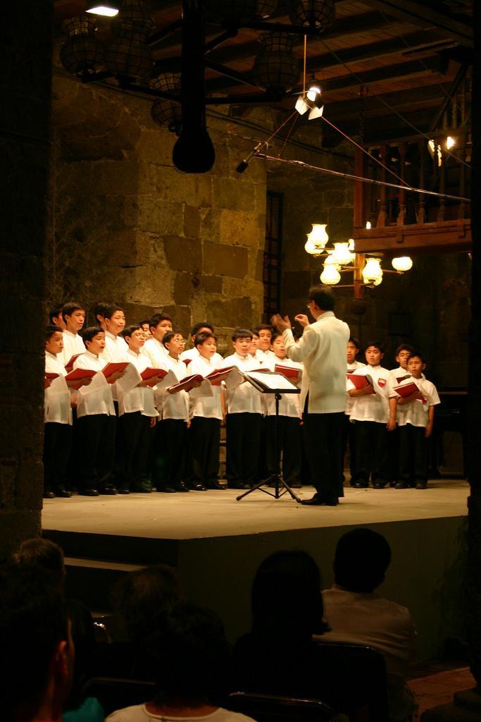 Feel the Harmony of the Las Piñas Boys Choir