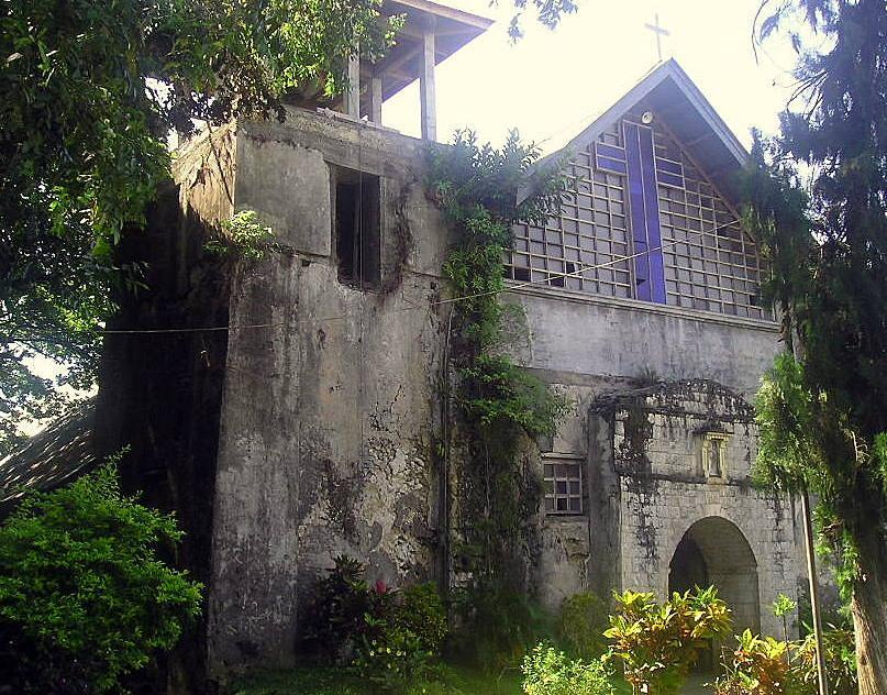 "Sto. Rosario Church – ""Green Church"" of Camiguin"