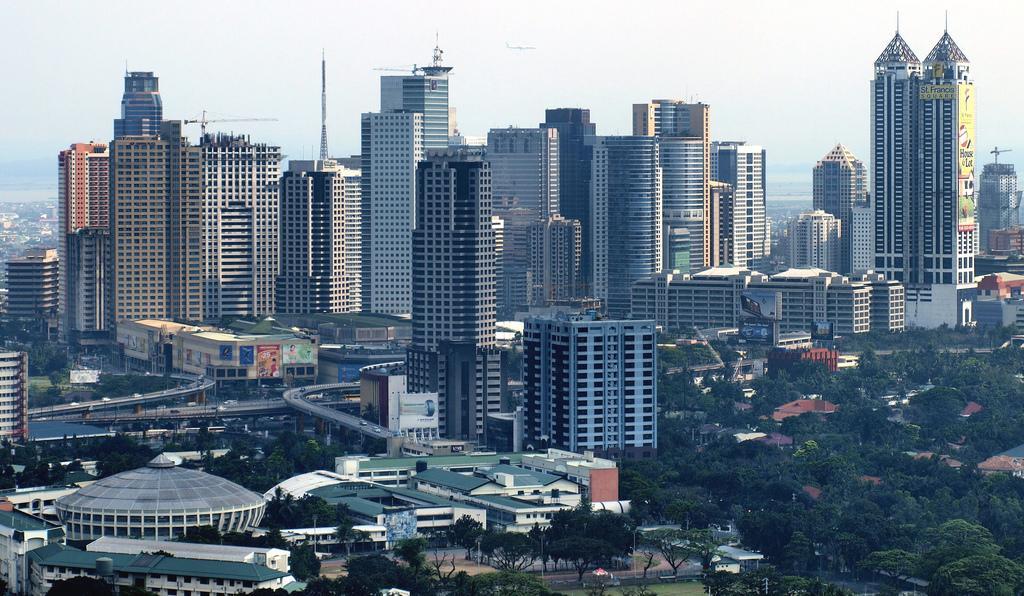 Panoramic View of Pasig City  City