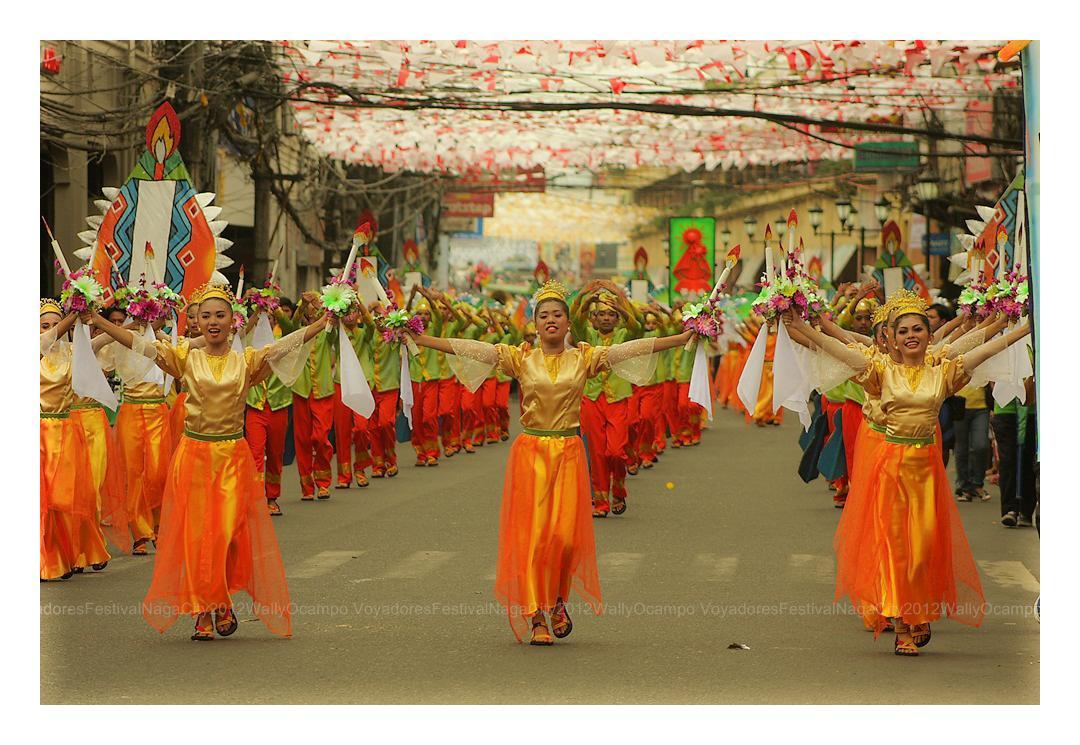 The Most Awaited Celebration of Peñafrancia and Voyadores Festival 2012