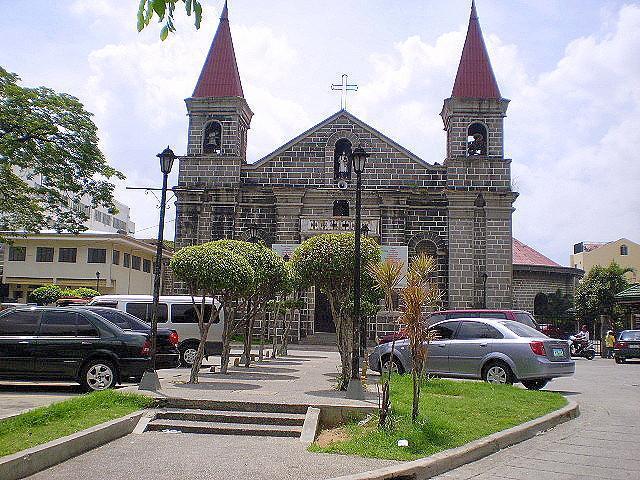 San Felipe Neri Church in Mandaluyong
