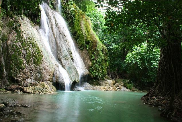 Daranak And Batlag Falls The Two Well Liked Falls Of Tanay