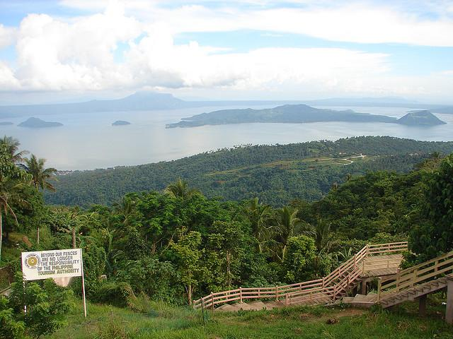 Tagaytay one of the best tourist destinations in asia