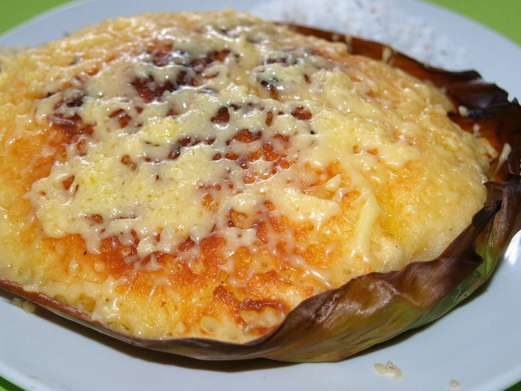 Rice Cake Philippines Recipe