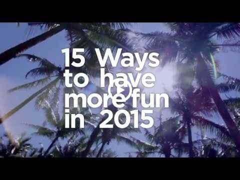 15 Ways to have fun in Philippines