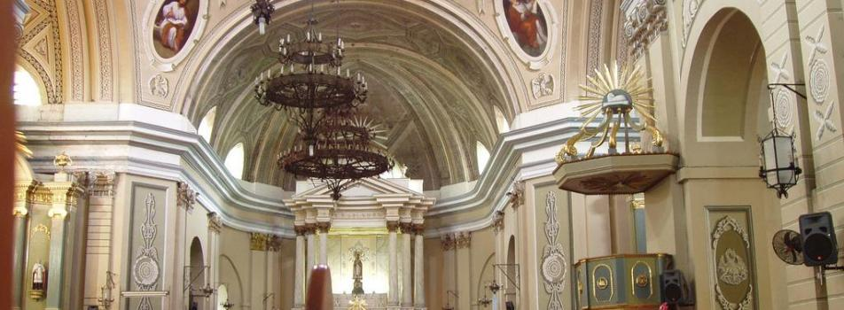 St. Martin of Tours Basilica, Taal