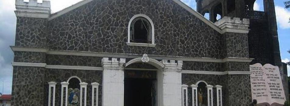 St. Andrew the Apostle Church, San Andres
