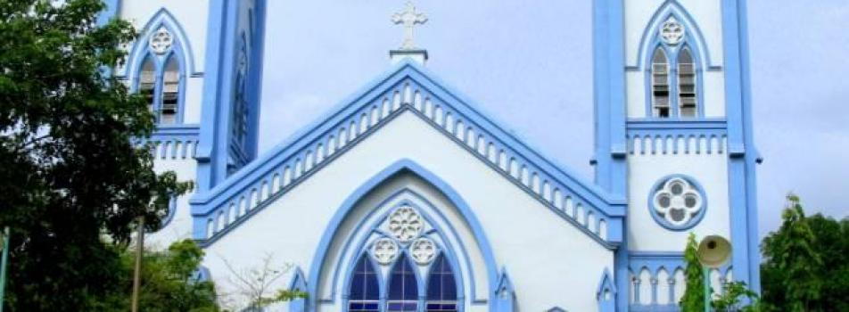 Immaculate Conception Cathedral, Puerto Princesa City
